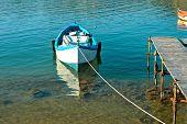 Aging Fishing Boat