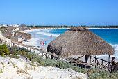 Beach of Sol Cayo Largo hotel.