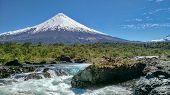 waterfalls Osorno