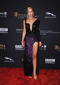 LOS ANGELES - OCT 30:  Lady Victoria Hervey arrives to the BAFTA Jaguar Brittannia Awards 2014 on October 30, 2014 in Beverly Hills, CA