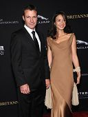 LOS ANGELES - OCT 30:  Chris Vance arrives to the BAFTA Jaguar Brittannia Awards 2014 on October 30, 2014 in Beverly Hills, CA