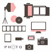 image of  photo  - Photo studio logo - JPG
