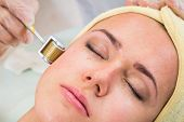 picture of facials  - Beauty treatments in the beauty salon - JPG