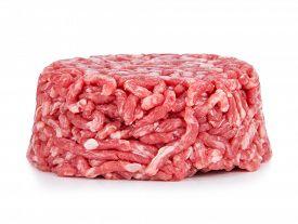 stock photo of tartar  - Close up of beef tartar - JPG