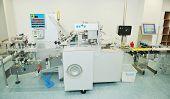 medische pillen industrie fabriek en productie binnen