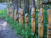 Shaman'S Sculptures