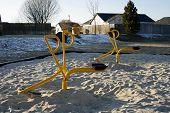 Empty Playground 1