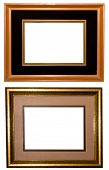 two elegant frames with individual PATHs