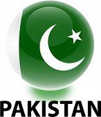 Orb Pakistan Flag