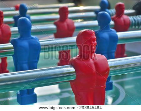 Poster: Table Football Table Football Table
