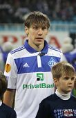 Denys Garmash Of Dynamo Kyiv