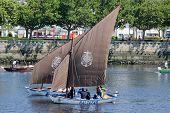 IX encuentro de embarcaciones tradicionales de Vila Do Conde.