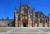 Mosteiro da batalha. Da UNESCO, Portugal