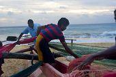 sri-lankische Fischer