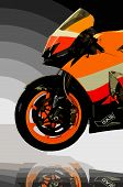 Superbike Vector.eps