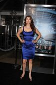 LOS ANGELES - JAN 23:  Stephanie Romanov arrives at  the