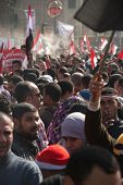 First Anniversary Of Egypt's Uprising