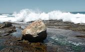 Entering tide