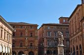 stock photo of luigi  - Perspective of the Luigi Galvani Square - JPG
