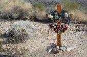 Memorial, Highway 40, Arizona
