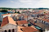 Porec en Croacia