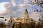 City hall of Athens, Georgia, USA