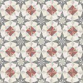 nahtlose geometrische Muster Vektor