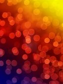 abstract rainbow  lights background