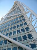 The turning torso from behind, Malmo