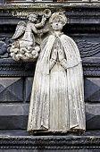 The Sculpture Of St. Florian