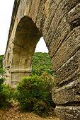 Arcos de Pont du Gard