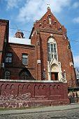 Kerk van St. Clemens In Lvov