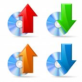 CD, DVD disc