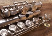 Flute; Musical Instrument