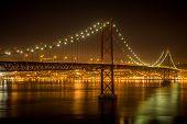 Ponte 25 de Abril Noite