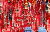 Colorful handmade jewelery
