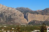 Xa gorge at Crete island in Greece