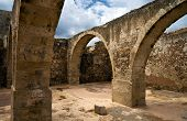 Antique Arcs In Rethimnon Fortezza