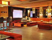 Bar room,