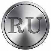 Shiny Metallic RU Icon