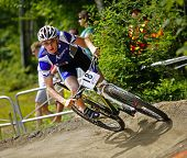 Canada Games Mountain Biking Turn Male Race