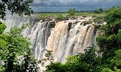 Waterfall Victoria(south Africa)