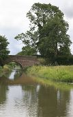 Bridge Along The Grand Union Canal, Leicestershire