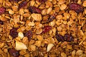 Healthy Homemade Granola Or Muesli