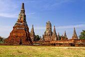 Pagoda  Build With Brick