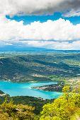 St Croix Lake, Verdon Gorge, Provence, France