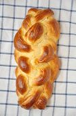 a sweet Challah bread