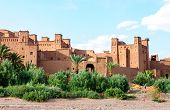 Fortified City Of Ait Ben Haddou  (morocco)