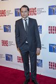 NEW YORK-FEB 1: Actor Matthew Rhys attends the 66th Annual Writers Guild Awards Ceremony at the Edis