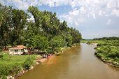 Platte River, west of Omaha